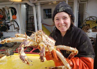 2011-Present Alaska King Crab (AKCRRAB) Program